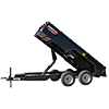 Dump & Equipment Trailers