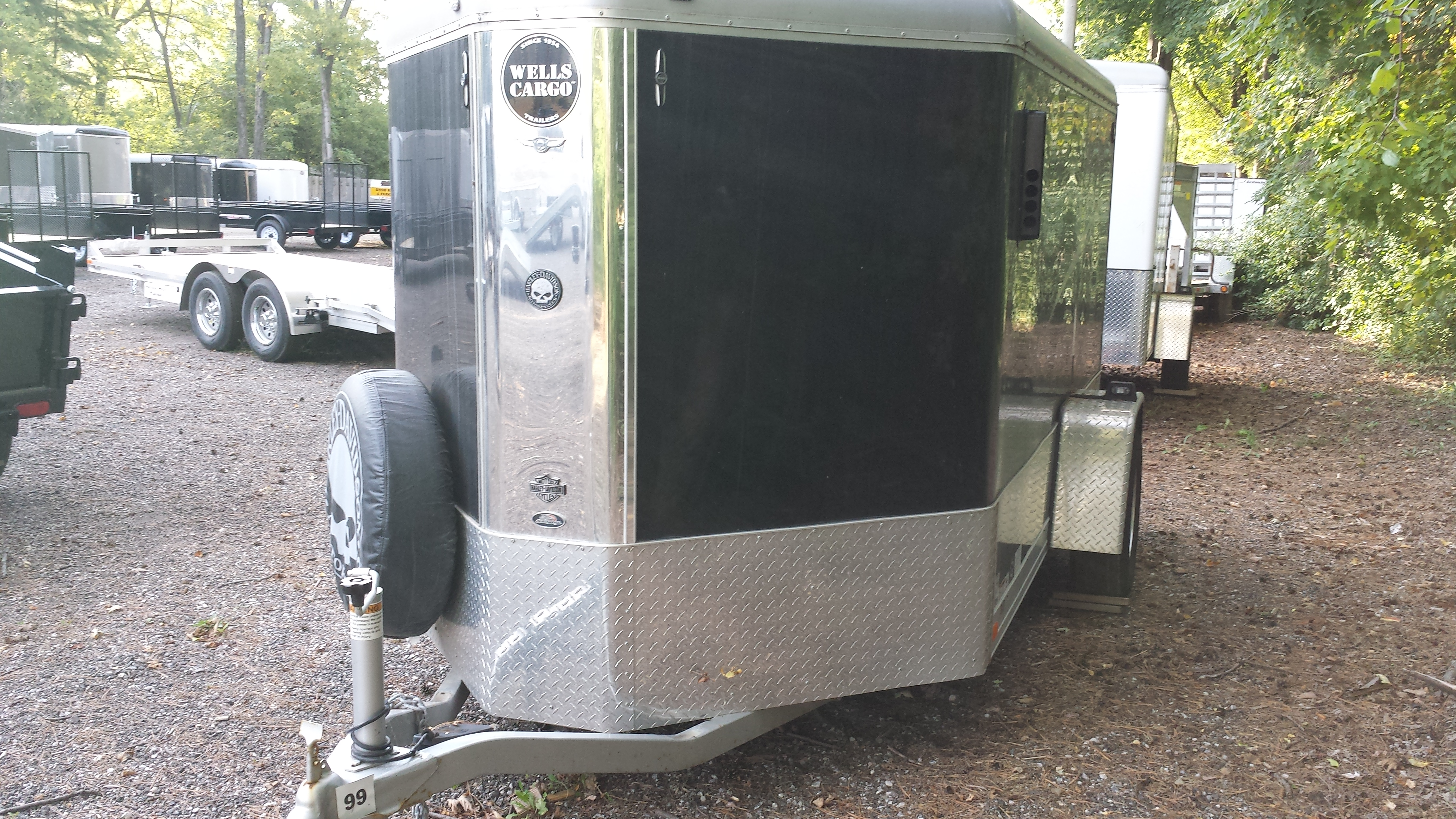 USED IN STOCK TRAILER PAGE - King City Trailers - Trailers, Caps ...